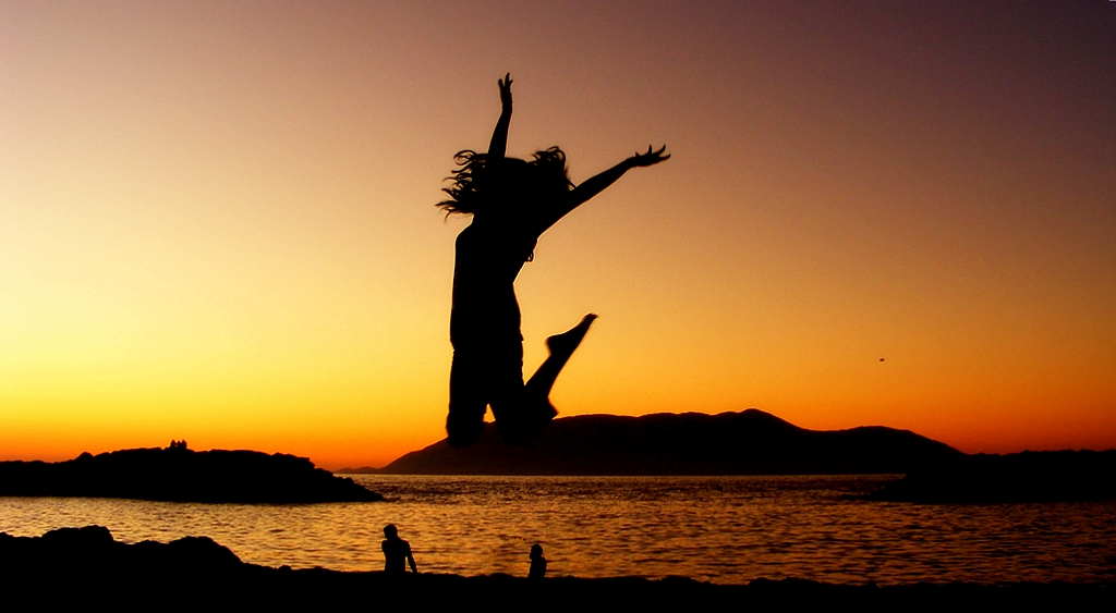 Leaning into Joy